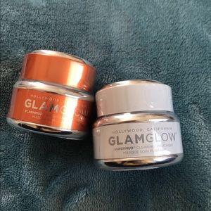 GlamGlow FlashMud Clearing + Brightening Masks